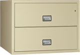 Lateral 44 inch 2-Drawer Fire & Water Resistant File Cabinet