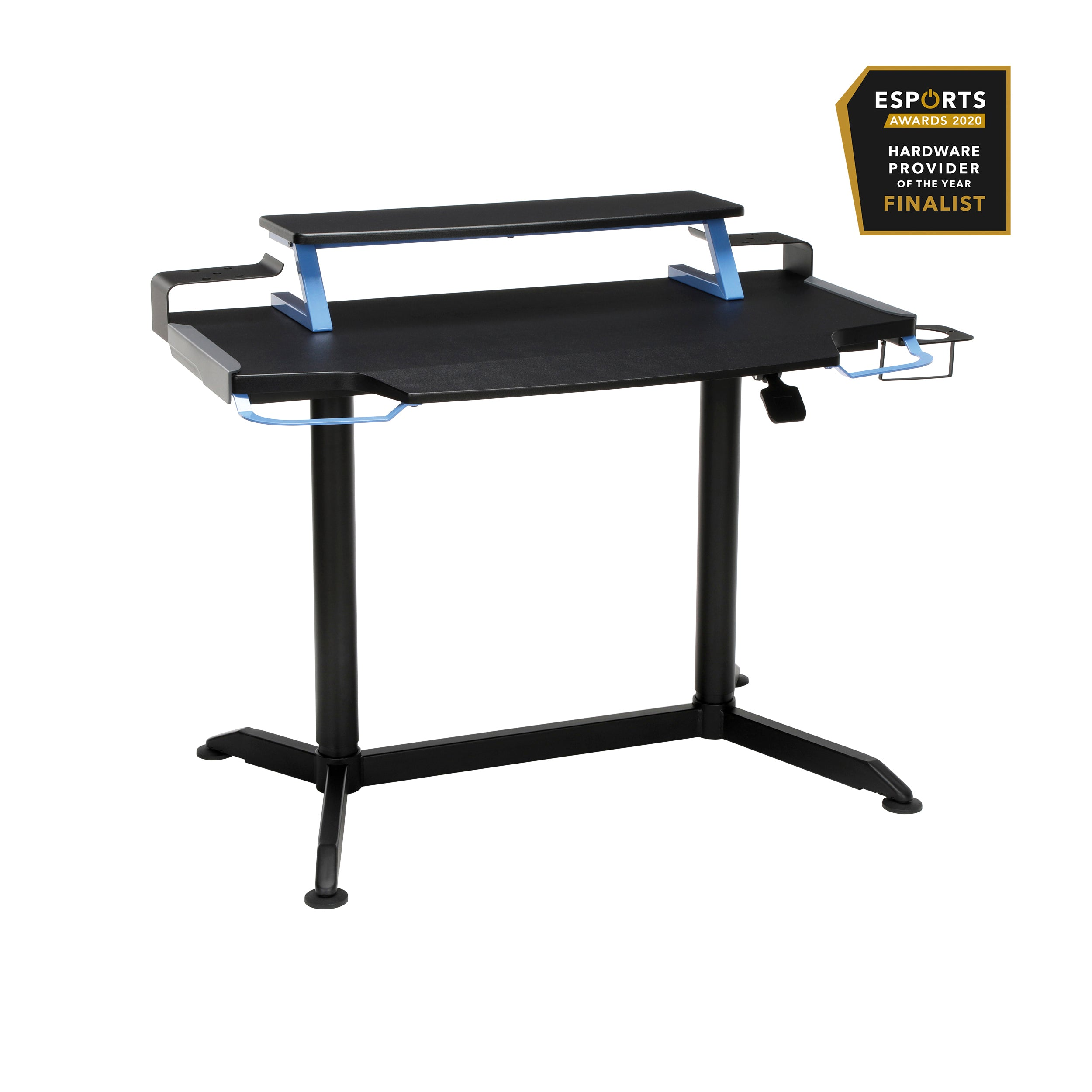 3000 Gaming Computer Desk-Ergonomic Height Adjustable Gaming Desk