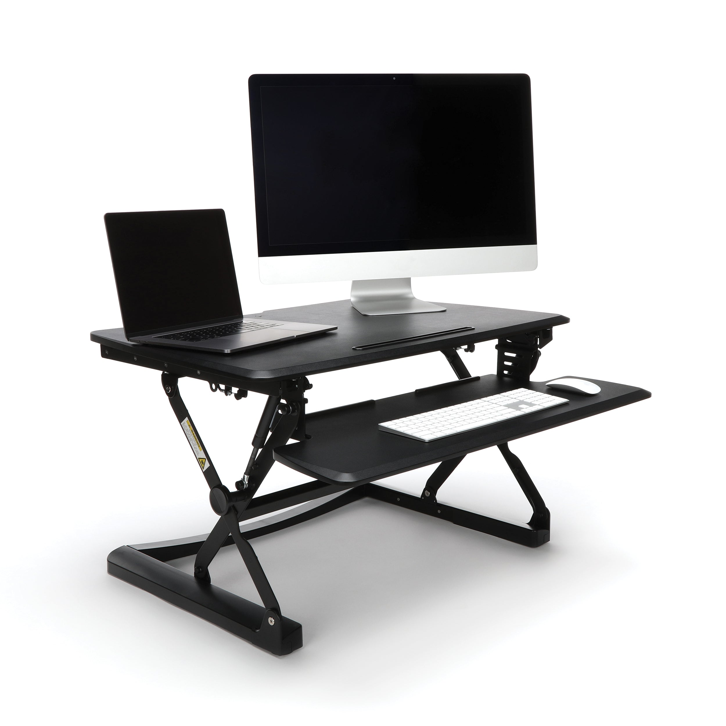OFM Model 5100 Height Adjustable Sit to Stand Desktop Riser