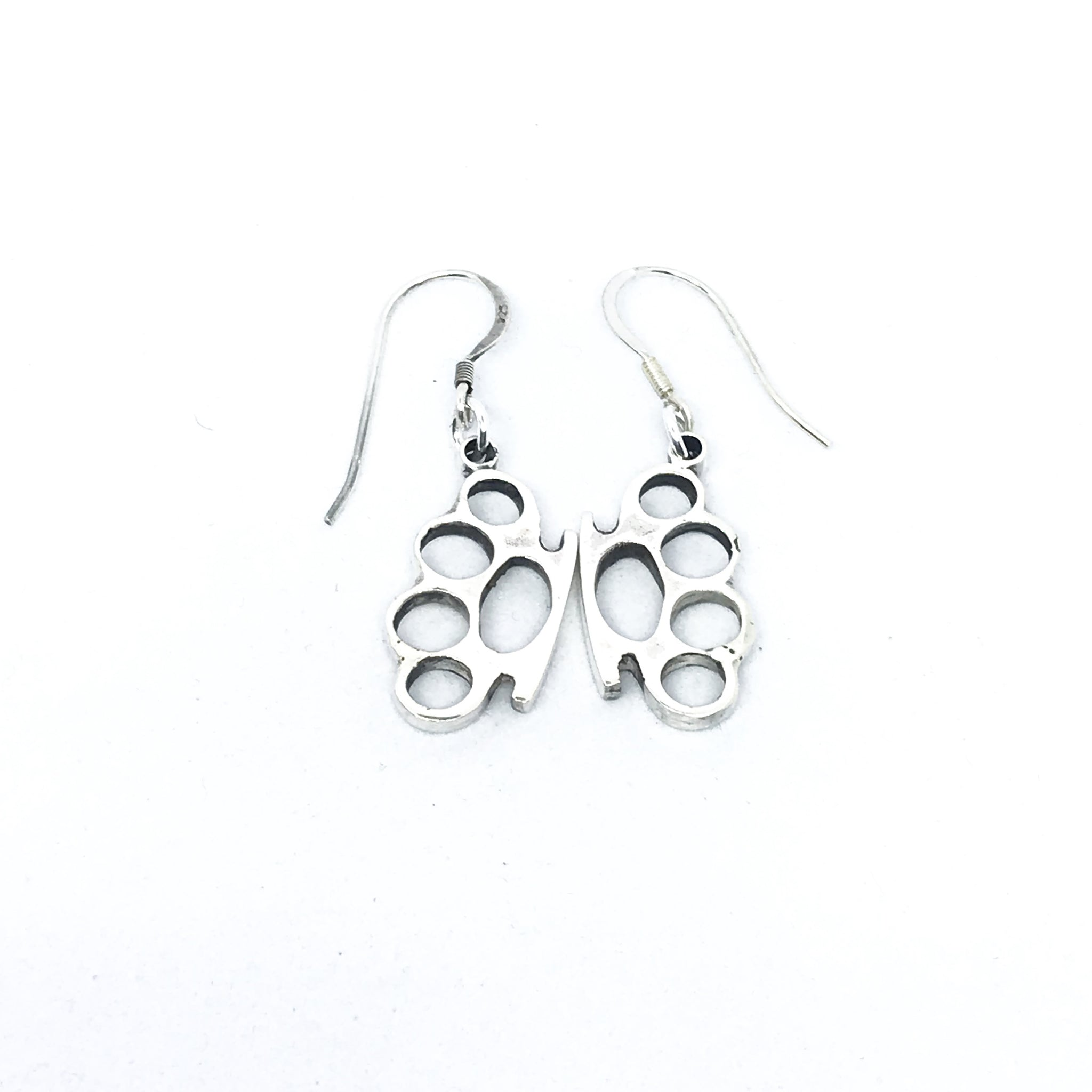 Knuckle Duster Earrings