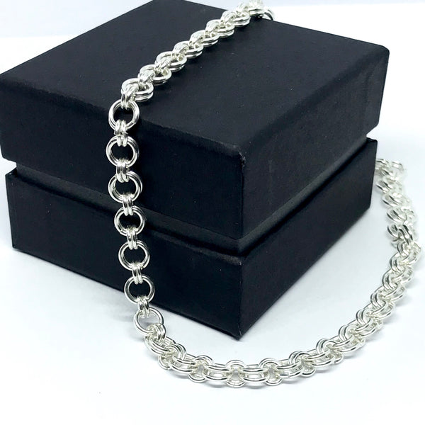 Heavy Hand Linked Chain