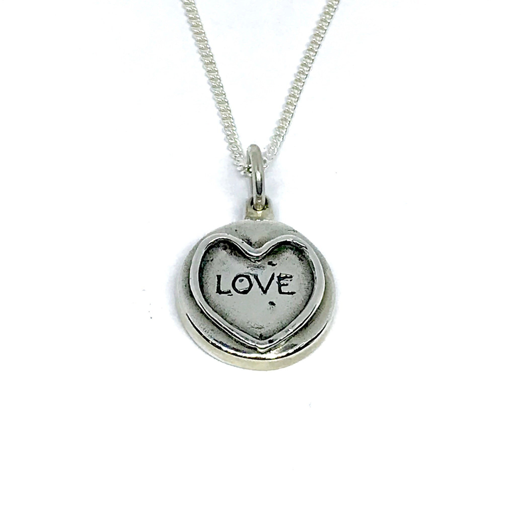 Love Heart Pendants