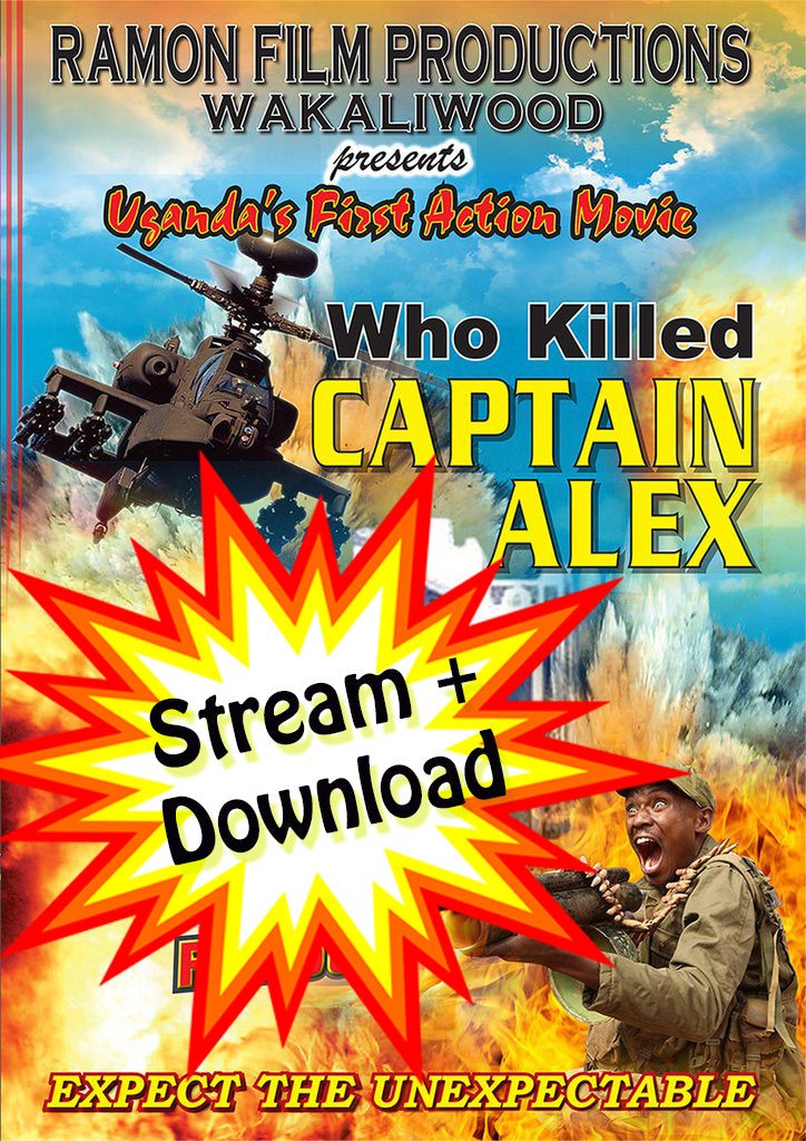 Captain Alex - Stream Now! Download in 27 Languages!