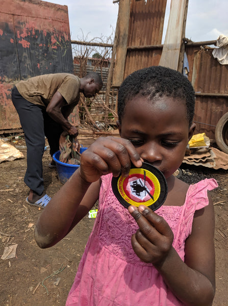 NEW! Ugandan Flag Wakaliwood Patch!