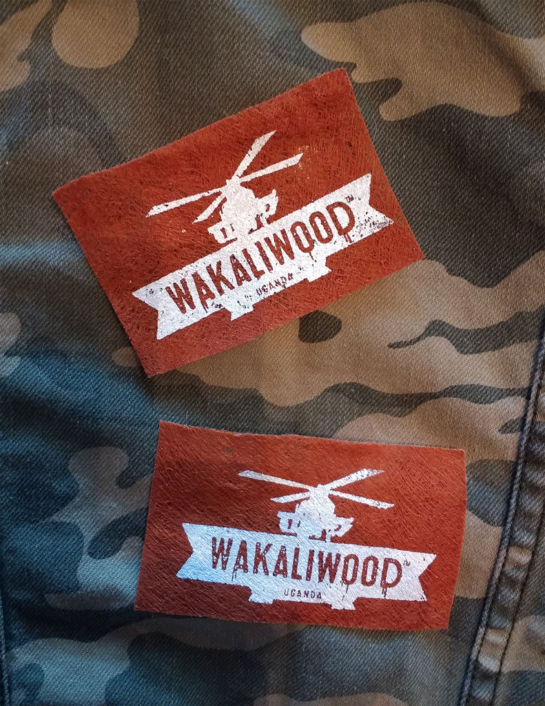 Wakaliwood Bark Cloth Magnets!