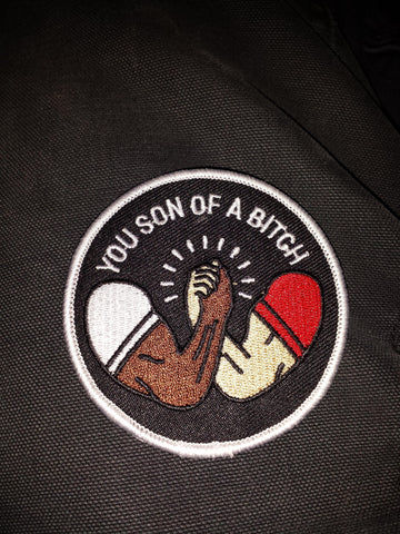 BACK IN STOCK! 'You Son of a Bitch' Patch from Predator