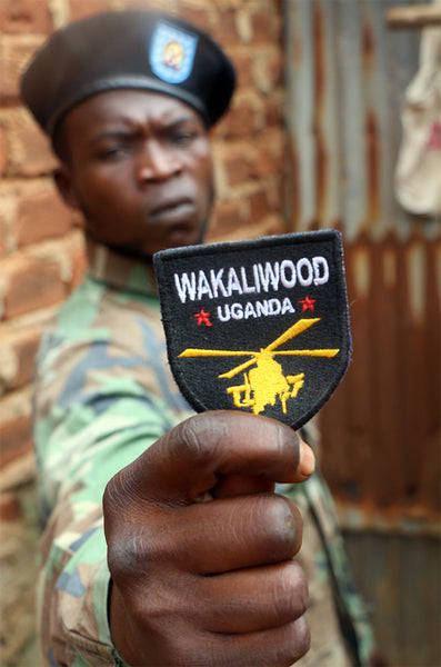 Wakaliwood Supa Patch!
