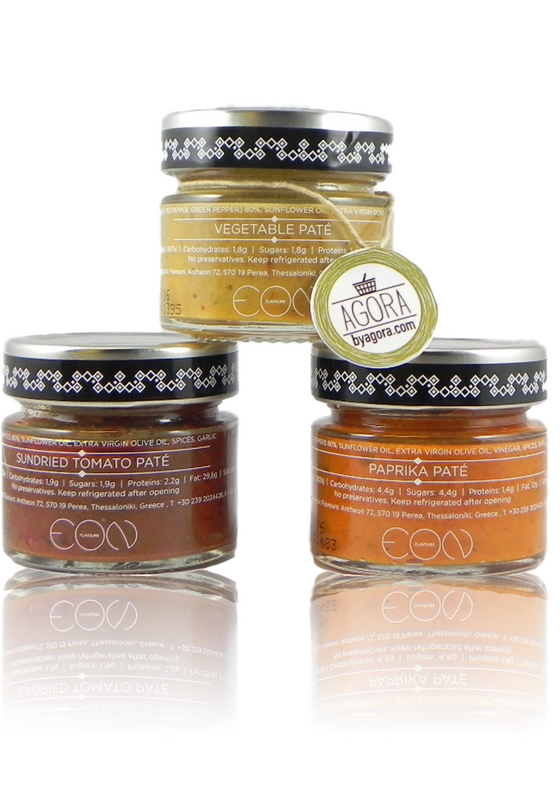 'EON' A three selection paté -3x80g