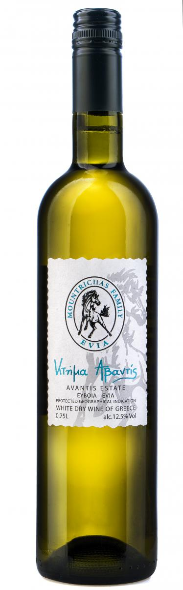 'Avantis Estate' - White Dry - 750ml
