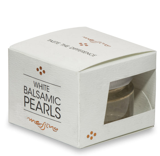 'Papadeas & Co' White Balsamic Pearls - 50g