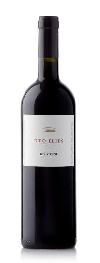 'Kir Yianni Estate'  Dyo Elies - Red Dry - 750ml