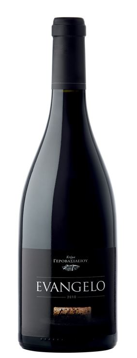 'Gerovassiliou Estate' Evangelo - Red Dry - 750ml