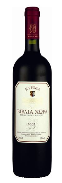 'Biblia Chora Estate' Red Dry - 750ml