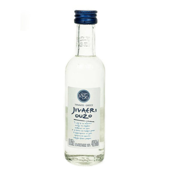 'Katsaros Distillery' Jivaeri Ouzo Mini - 50ml