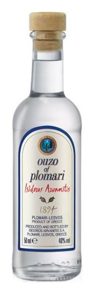 'Plomari Distillery' Ouzo MINI - 50ml