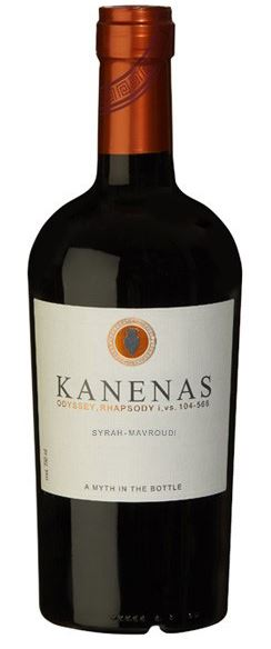 'Tsantali Vineyards' Kanenas Red Wine - 750ml