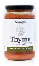 'Delimenti' Thyme Pizza Sauce - 330g