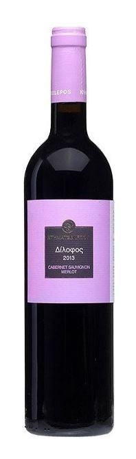 'Tselepos Winery' Dilofos - Red Dry - 750ml
