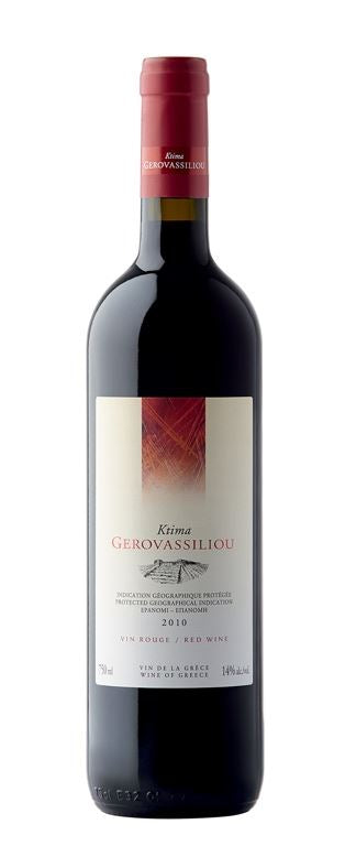 'Gerovassiliou Estate' - Red Dry - 750ml