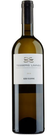 'Kir Yianni Estate' Tesseris Limnes - White Dry - 750ml