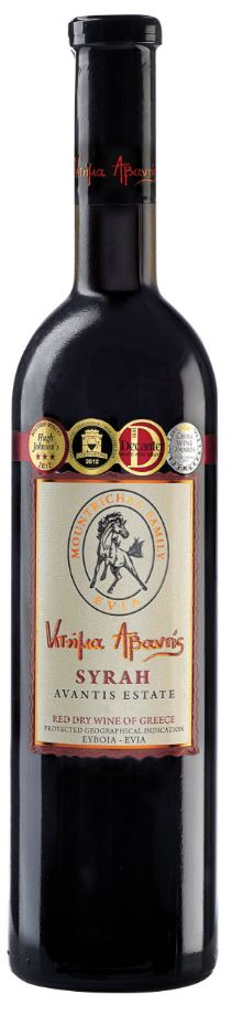'Avantis Estate' - Red Dry - 750ml
