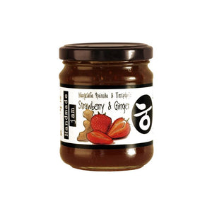 'Delicious Crete' Strawberry & Ginger Jam