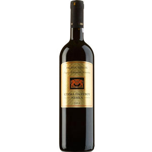 Dry Red Wine 'Nemea Gold Agiorgitiko' Palivou Estate - 750ml
