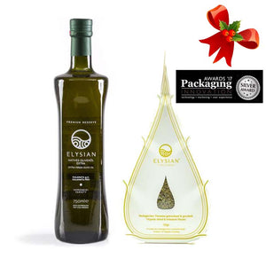 Extra Virgin Olive Oil - Premium Reserve + Organic Thyme