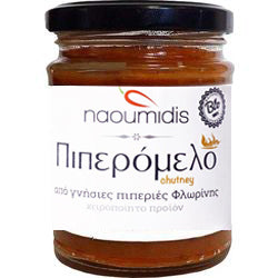 'Naoumidis'  Pepper chutney with Honey - 106g