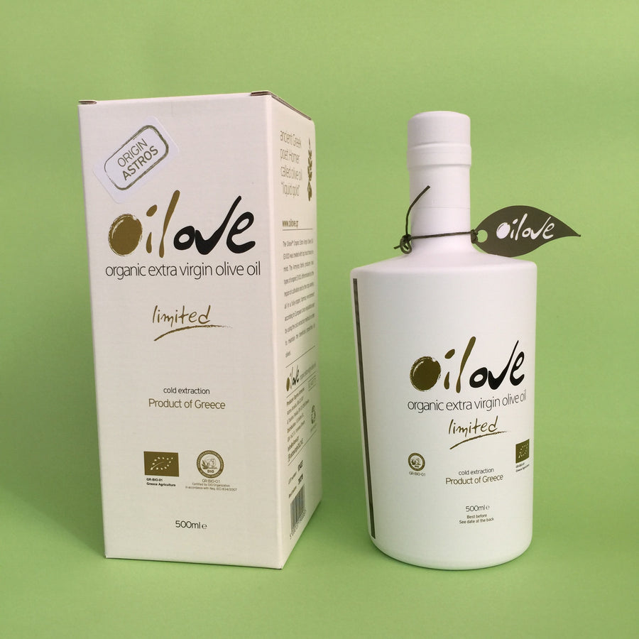 greek Organic Extra Virgin Olive Oil Limited