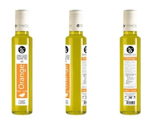 'Delicious Crete' Infused Olive Oil with Orange - 250ml
