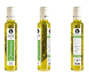 'Delicious Crete' Infused Olive Oil with Rosemary -250ml
