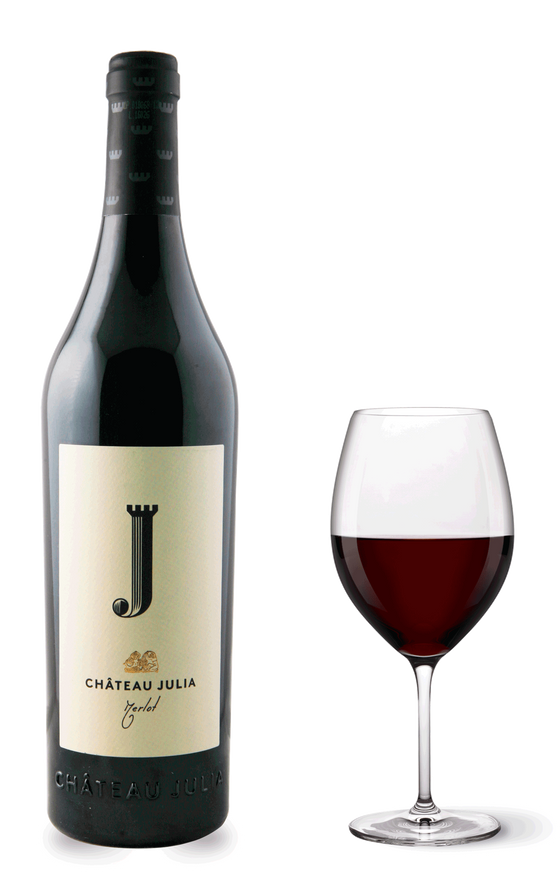 'Costa Lazaridi Domaine' Chateau Julia Merlot - Red Dry - 750ml