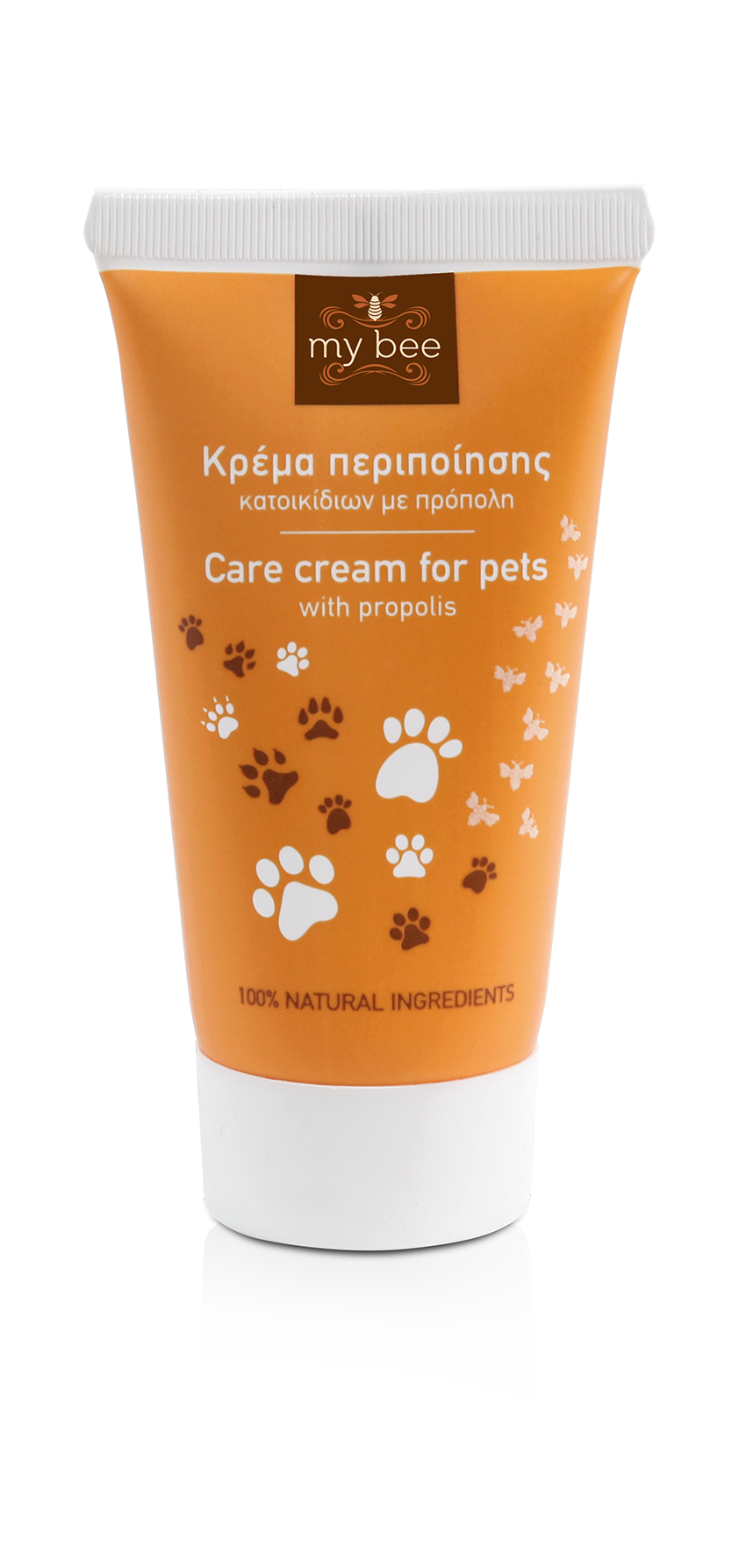 'MyBee' Care Cream for Pets with propolis - 50ml