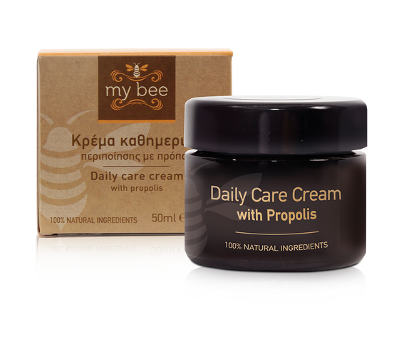 'MyBee' Daily Care Cream with Propolis -50ml