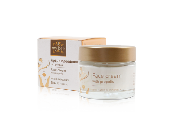 'MyBee' Face Cream with Propolis -50ml