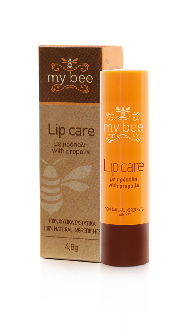 'MyBee' Lipcare with Propolis - 4.8g