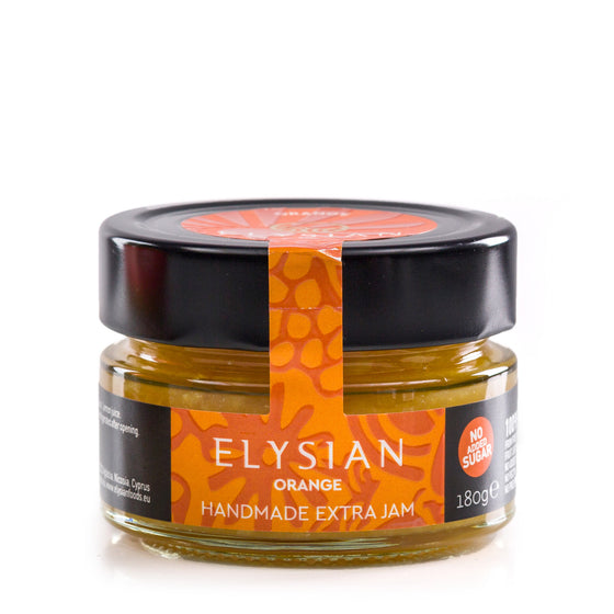 'Elysian' Orange Extra Jam -180g