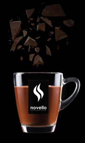 'Novello' Bitter Chocolate Drink - 500g