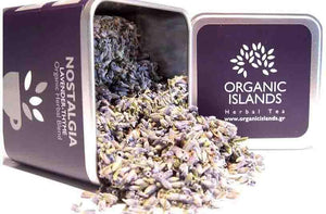 'Organic Islands' Nostalgia Tea with Lavender and Thyme