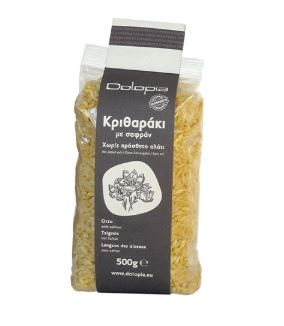 'Dolopia' Orzo with Saffron- 500g