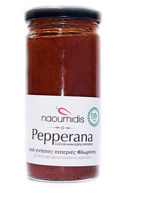 'Naoumidis'  Hot Pepper sauce - 260g
