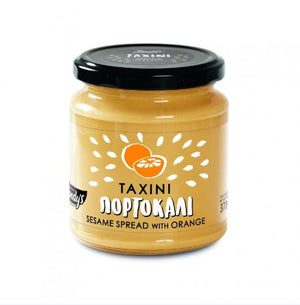 Sesame Spread with Orange