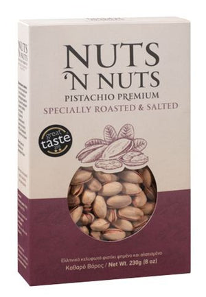 'Nuts & Nuts' Roasted & Salted Pistachios - 230g