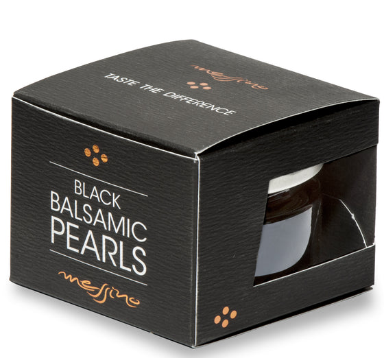 'Papadeas & Co' Black Balsamic Pearls - 50g