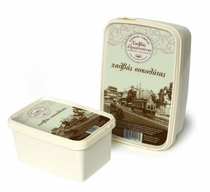 'Drapetsonas' Traditional Handmade Greek Halva with Chocolate - 450g