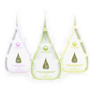 'Elysian' Organic Herbs - Set of 3