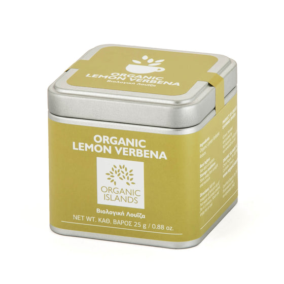 'Organic Islands' Organic Lemon Verbena - 30g