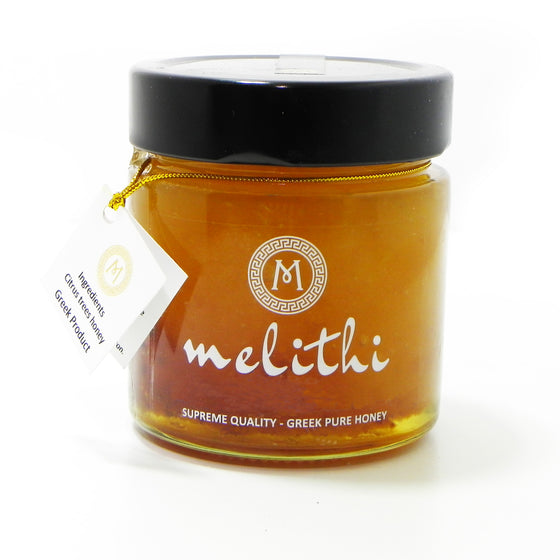 'Melithi' Honey with Chios-Mastic - 260g