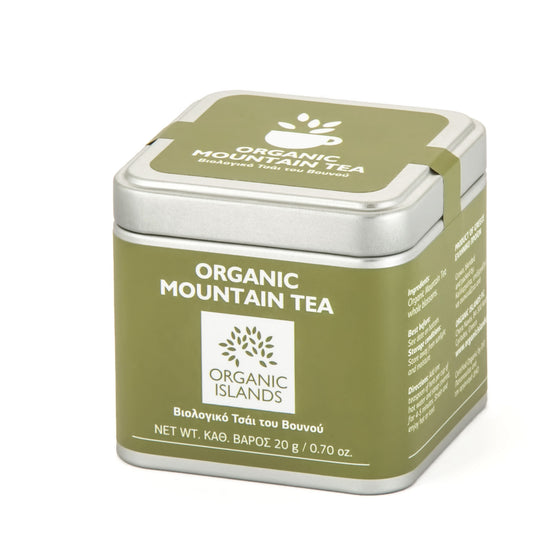 'Organic Islands' Organic Mountain Tea - 30g